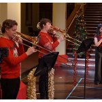 Christmas with the  University of Huddersfield Brass Ensembles