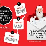 Conscious Youth launches Christmas card design challenge
