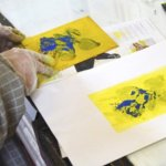 Drawing Through Printmaking Course this weekend!