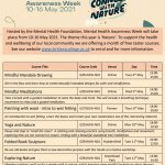 Free Taster Courses as Part of Mental Health Awareness Month