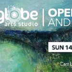 Globe Art Open Studio this Sunday 14th May