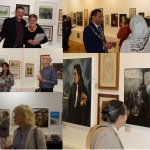 Huddersfield Art Society Annual 122nd exhibition at Huddersfield