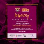 Inspiring Women in Business Networking Event
