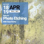 Intro to: Photo Etching (with Photopolymer Film)