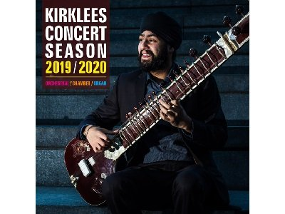 Kirklees Concert Season 2019-20 has launched!
