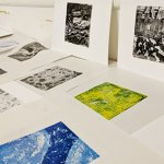 Lino Etching Weekend – May