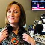 Local artists show BBC Radio Leeds presenter how to be creative