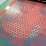 Pattern in Screen Print: CREATE! Workshop – September