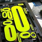 Print Workshop - Intro to: Letterpress - November