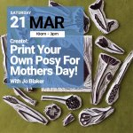 Print your own Posy For Mother's Day!