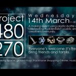Project 480/270 in partnership with The Making Space