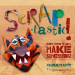 SCRAPtastic Book Crowdfunding Campaign