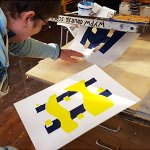 Screen Printing: Paper – Taster Session – June