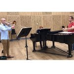 Taster of world premiere at Huddersfield Town Hall this week