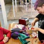 The first Huddesfield Repair Cafe - a great success!