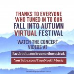 Watch the Concert Videos from Fall into Autumn Virtual Festival
