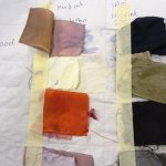 wypwcourses- Natural Dyeing and Screen Printing Textiles – April