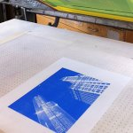 WYPWcourses- 'Screen Printing Weekend' course