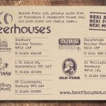 Beerhouses / Live Music and Events
