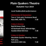 Plain Quakers Theatre / Swansong
