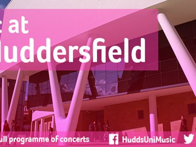 What's on in Kirklees, West Yorkshire / Live at Huddersfield