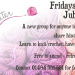 knitandnatter / weekly knitting group