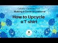 Callaloo Carnival Club - How to Upcycle a T-Shirt