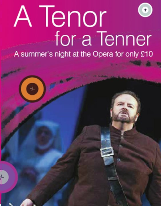 A Tenor for a Tenner!