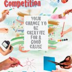 Art Competition - Your chance to be creative for a good cause!