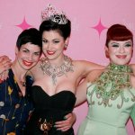 Burlesque Hall of Fame Winners 2013 come to Torquay in November!