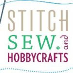 Come along and say Hi at Stitch, Sew and Hobbycraft show