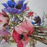Experimental Watercolour and Mixed Media with Breda Holden