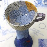 Football's coming home - community craft exhibition