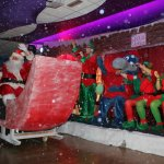 Hire your very own Xmas Cabin Scenery for a special xmas event