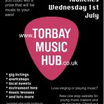 Torbay Music Hub website