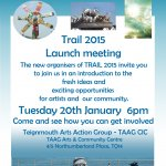 TRAIL 2015 Launch meeting