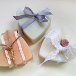 VINTAGE HEART - Soap of the Month!