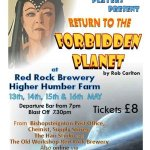 Bishopsteignton Players / Return to the Forbidden Planet