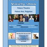 Feline Network / variety show at the Palace theatre