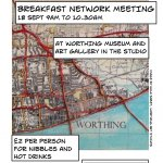 Artists Networking Meeting at Worthing Museum