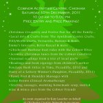 Chichester Creative Network: Christmas Arts & Crafts at Cobnor