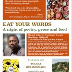 'Eat Your Words' - candle-lit night of poetry & prose - Worthing