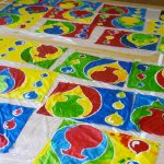 Carnival Time! Batik Flag Making Sessions