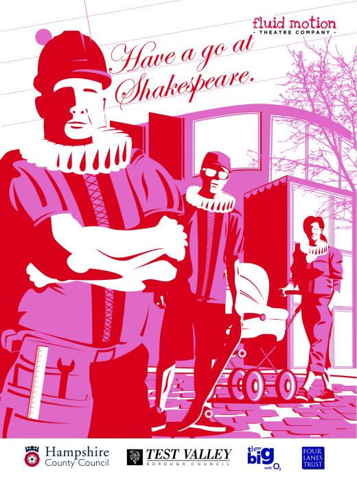 Have a go at Shakespeare