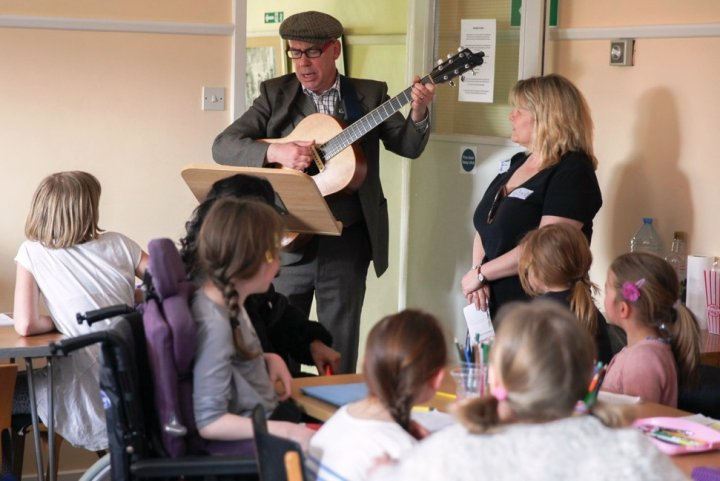 Music at Story Factory Chichester