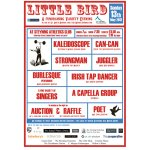 Little Bird / Fundraising Variety Evening