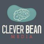 Clever Bean Media / Interface & website design
